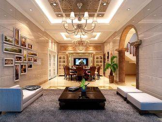 120平米三欧式风格阁楼图片