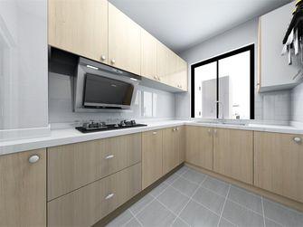90平米三室一厅其他风格厨房效果图