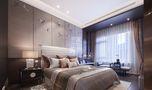 130平米四室一厅中式风格卧室装修案例