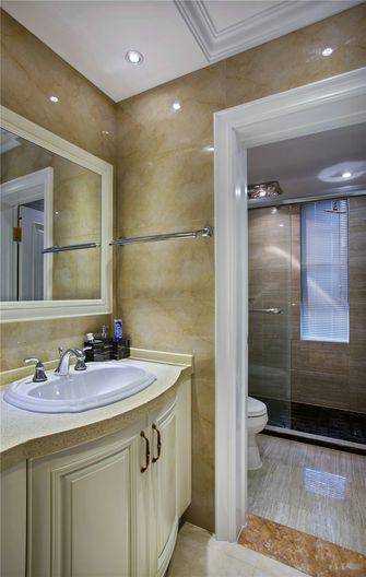 130平米三室两厅欧式风格梳妆台装修图片大全