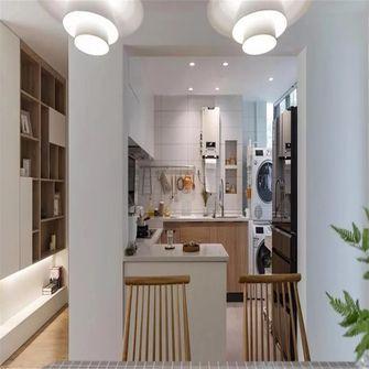 100平米三室两厅混搭风格厨房效果图
