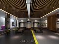 140平米别墅日式风格健身室欣赏图