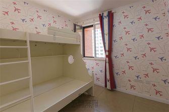 100平米三美式风格儿童房欣赏图