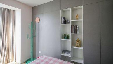 120平米三田园风格卧室装修效果图