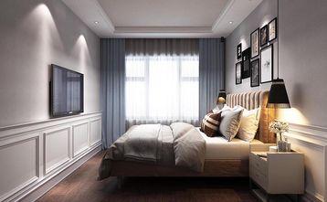 110平米三北欧风格卧室欣赏图