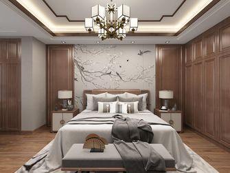 140平米四中式风格卧室装修图片大全