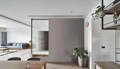 100平米三室一厅北欧风格玄关效果图