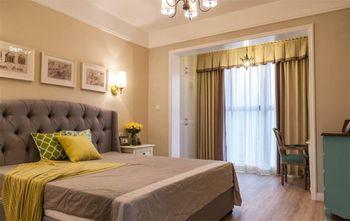 120平米四室两厅现代简约风格卧室设计图