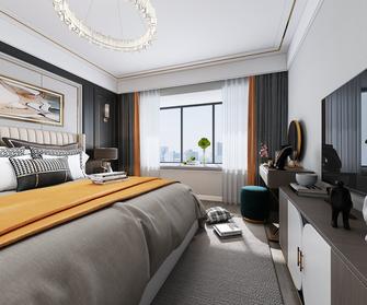 140平米四室两厅其他风格卧室效果图