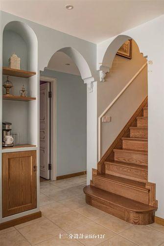 120平米复式法式风格楼梯间装修案例