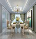 经济型30平米以下超小户型新古典风格餐厅效果图
