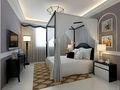 140平米别墅美式风格卧室家具图片大全