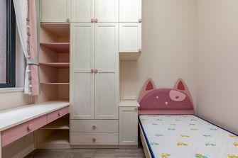 140平米复式美式风格儿童房装修案例
