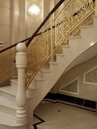 5-10万140平米别墅新古典风格楼梯效果图