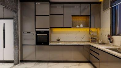 90平米三室两厅中式风格厨房图片大全
