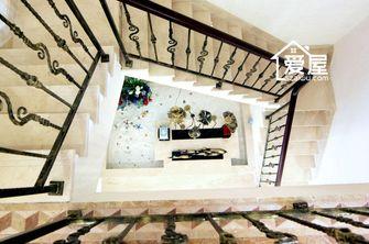 20万以上140平米别墅地中海风格楼梯装修案例