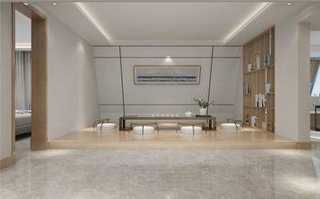 120平米三现代简约风格阁楼设计图