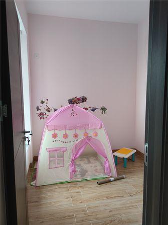 120平米三室两厅中式风格儿童房设计图