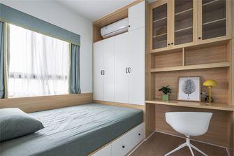 富裕型90平米三室一厅日式风格儿童房设计图