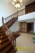 豪华型140平米复式中式风格楼梯图片