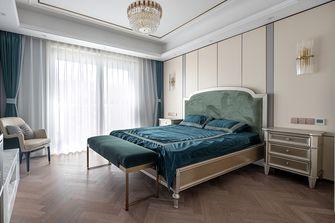 140平米四室两厅美式风格卧室欣赏图