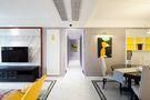 140平米三室一厅美式风格玄关设计图