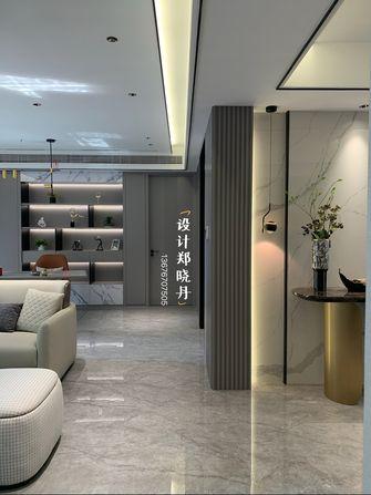 130平米四室一厅现代简约风格书房图