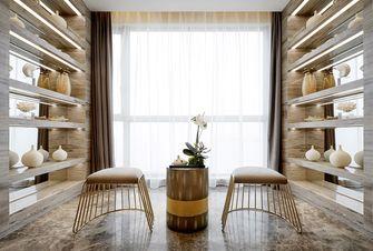 70平米三室一厅现代简约风格书房装修图片大全