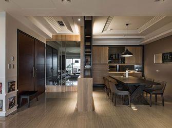 140平米四室一厅日式风格餐厅装修案例