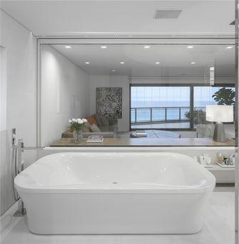 140平米三室一厅现代简约风格客厅效果图