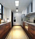 140平米四室两厅中式风格厨房橱柜装修图片大全