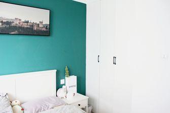 90平米三室一厅北欧风格阳光房图