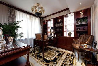 富裕型140平米别墅东南亚风格阳光房设计图