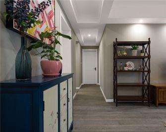 120平米三室三厅美式风格走廊图片