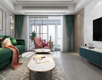130平米四室两厅欧式风格客厅装修图片大全