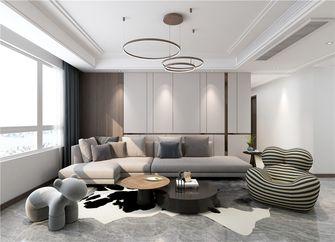 100平米三室五厅其他风格客厅图
