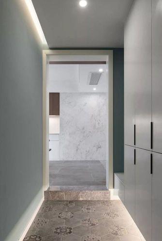 130平米四室一厅现代简约风格走廊设计图