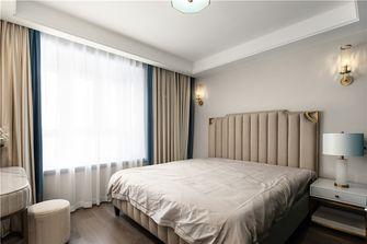 130平米四室两厅美式风格影音室图