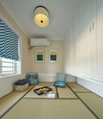 90平米三室一厅美式风格书房装修案例