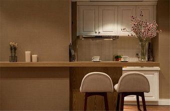 10-15万110平米三室五厅现代简约风格厨房图片