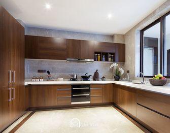 140平米三室两厅东南亚风格厨房装修效果图