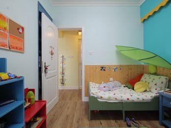 140平米三室两厅地中海风格儿童房装修案例
