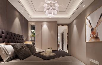 120平米三室两厅混搭风格卧室装修案例