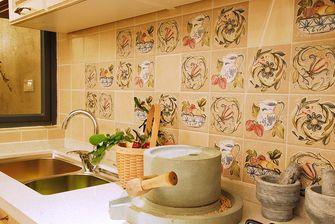 70平米地中海风格厨房装修图片大全