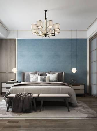 130平米三宜家风格卧室设计图