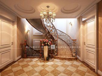 140平米别墅新古典风格楼梯间装修效果图
