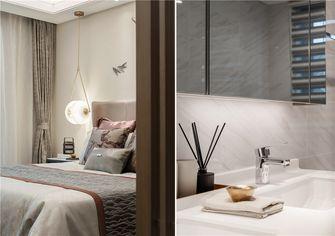 130平米三室两厅中式风格卫生间装修效果图