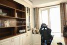 110平米三美式风格书房图