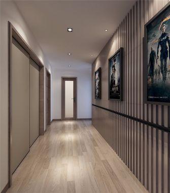 100平米三室一厅现代简约风格阁楼欣赏图