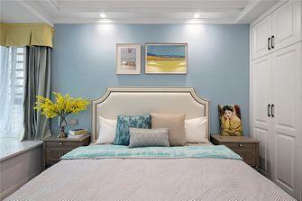 120平米三美式风格卧室效果图